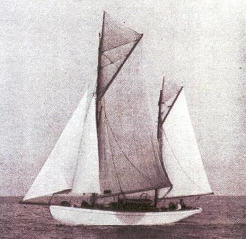 Historisches Foto von 1915